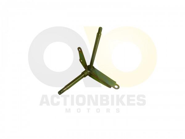 Actionbikes Shengqi-Traktor-110-cc-Achsschenkel-vorne-rechts 53513131304E462D474830362D31 01 WZ 1620