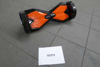 GE979 Schwarz Rot