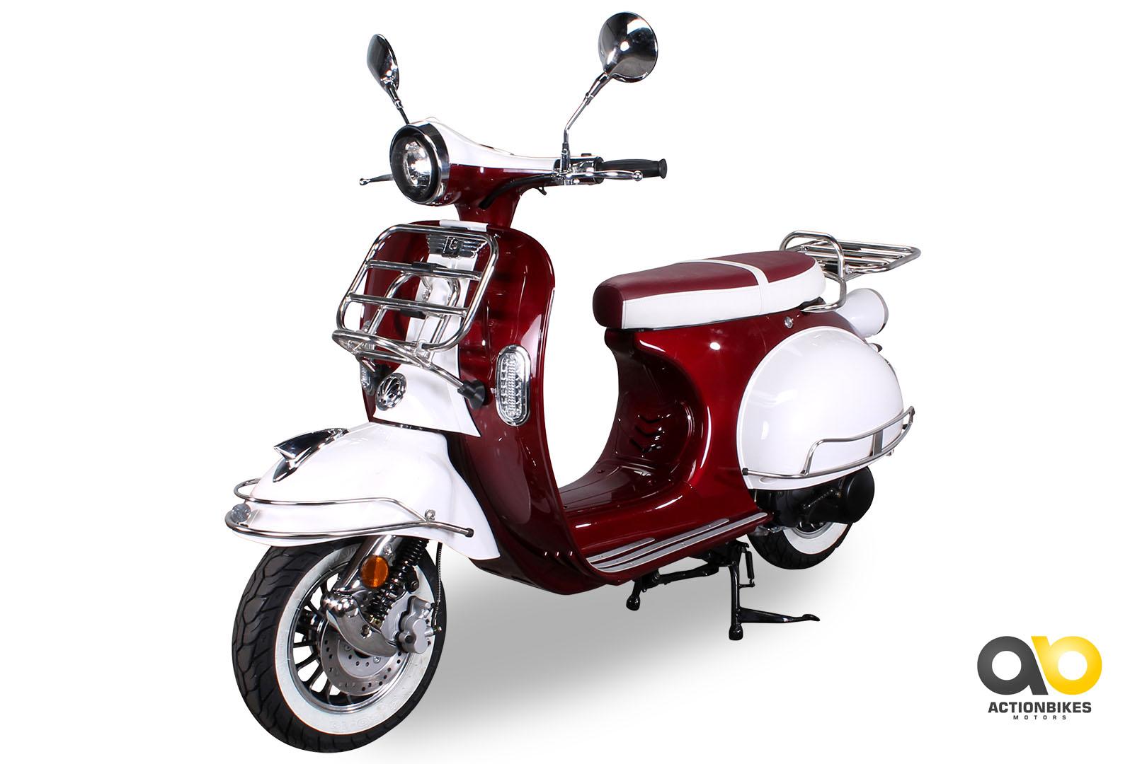 znen retro star scooter 125 cc motor scooter retroroller scooter 125 ccm ebay. Black Bedroom Furniture Sets. Home Design Ideas