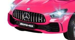 Schwarz/Pink