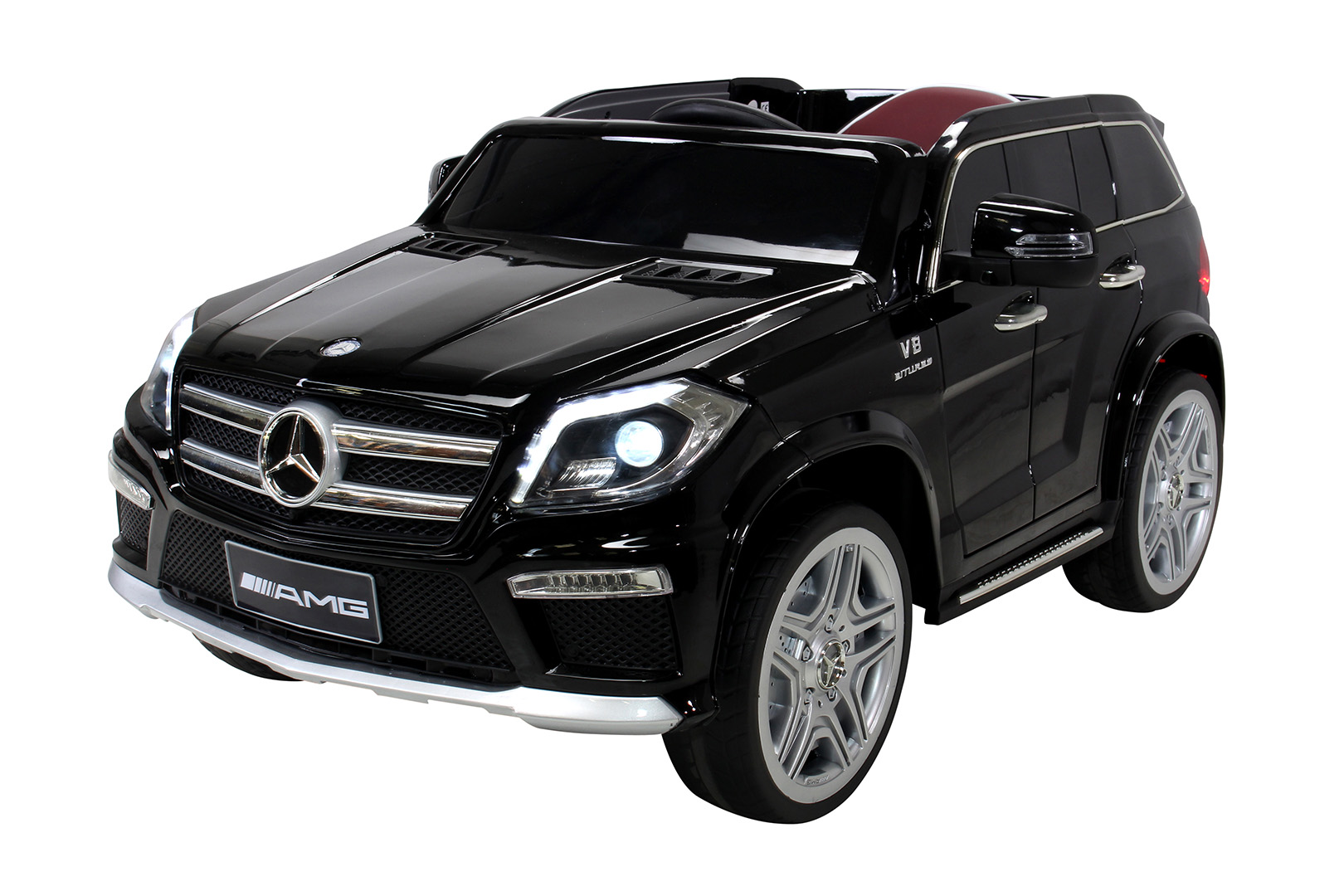 kinder elektro auto mercedes gl63 lizenziert suv. Black Bedroom Furniture Sets. Home Design Ideas