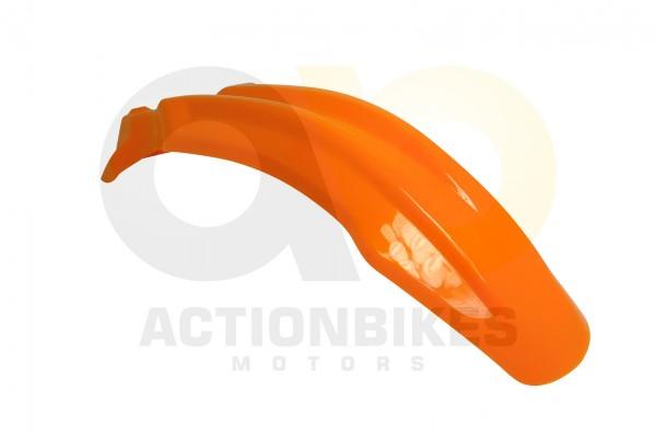 Actionbikes Crossbike-JC125-cc-Verkleidung-Schutzblech-vorne-orange 48422D3132352D312D3134 01 WZ 162