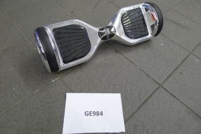 GE984 Silber Chrom