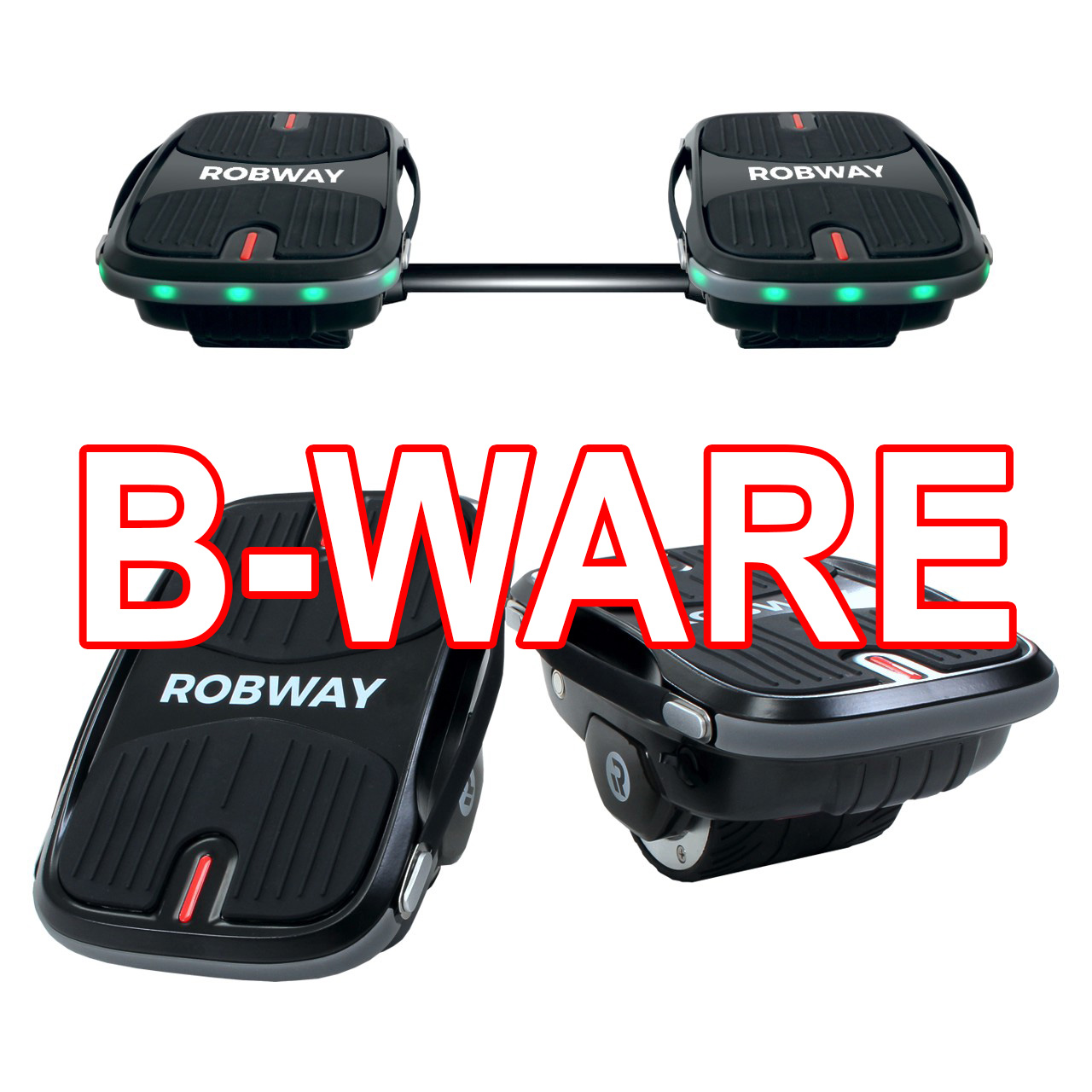 b ware e balance robway s1 2in1 hovershoes hoverboard 3. Black Bedroom Furniture Sets. Home Design Ideas