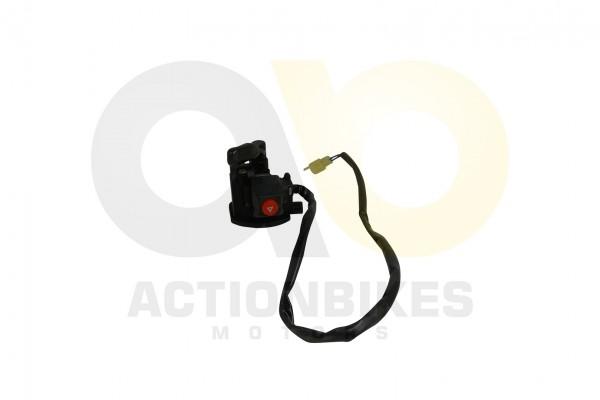 Actionbikes Lingying-250-203E-Gasgriff-ab08-mit-Warnblinkschalter-Mad-Max 3430353230332D4C534E313031