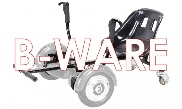 Actionbikes Driftkart Schwarz B-Ware_92094