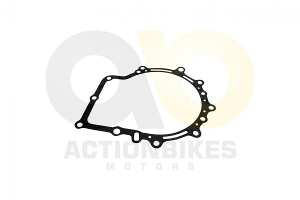 Actionbikes Motor-500-cc-CF188-Dichtung-Motorgehuse-rechts-Papier 43463138382D303132303031 01 WZ 162