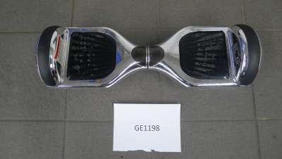 GE1198 Silber Chrom