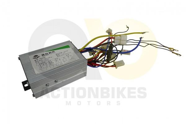 Actionbikes Mini-Quad-S-8-800-Watt-Steuereinheit-YK31C-48V-Zusatzkabel-2-x-sw-1-x-grau-1-x-braun 333