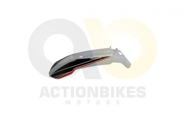 Actionbikes Highper-Mini-Crossbike-Gazelle-49-cc-2-takt--500W-Schutzblech-vorne-Orange 48502D475A2D3