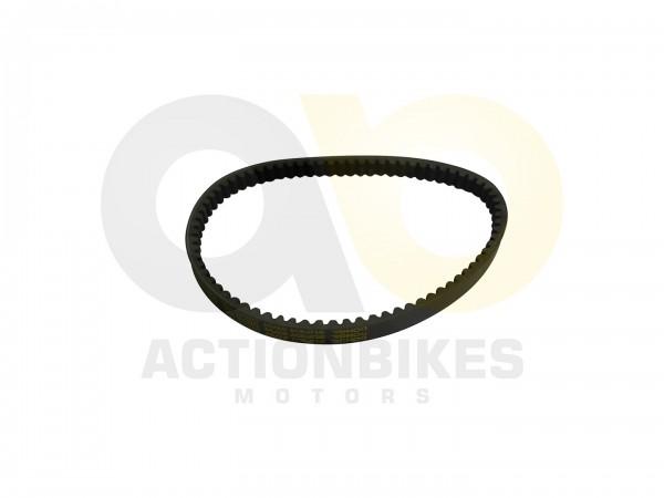 Actionbikes Motor-152QMI-Antriebsriemen-835x20x30-BT125 3131343030312D313532514D492D30303030 01 WZ 1