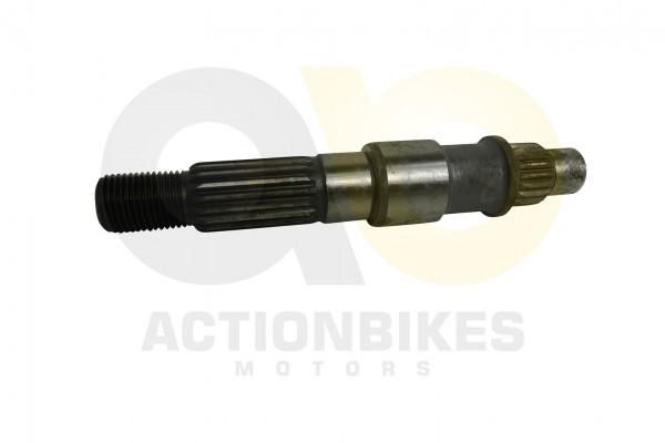 Actionbikes Motor-1E40QMA-Getriebeausgangswelle 3131353030322D31453430514D412D30303030 01 WZ 1620x10
