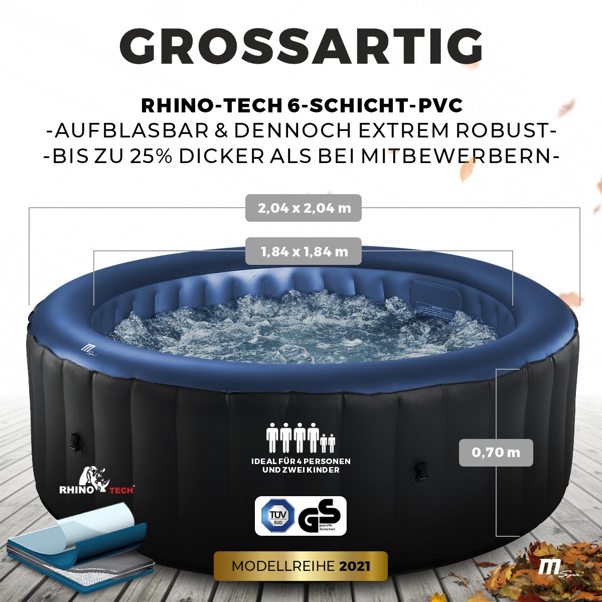 Rhino-Tech PVC Material