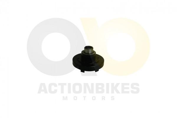 Actionbikes Dongfang-DF500GK-Aufnahme-motorseitig-AdapterSchwingungsdmpfer-Kunststoffviereckige-Elem