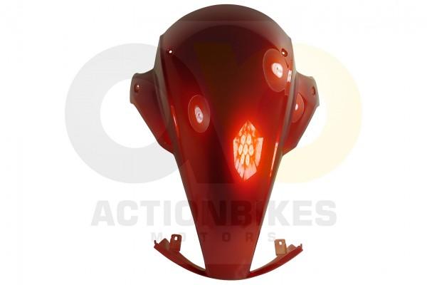Actionbikes Jinling-Startrike-300-JLA-925E-Windshield-Rot-metallik-Neue-Version 4A4C412D393235452D45