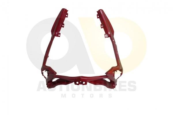 Actionbikes JiaJue-JJ50QT-17-Verkleidungshalter-rot-vorne-fr-Scheinwerferverkleidung-und-Verkleidung