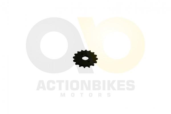 Actionbikes Shineray-XY200STII-Ritzel-vorne-428x16-Zhne--Speedtrike-vorne 32323731312D3037302D303030