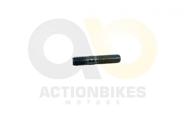 Actionbikes Shineray-XY150STE-Stehbolzen-Auspuffkrmmer-M6x32Gewinde-rechts-10mmGewinde-links-16mm 47