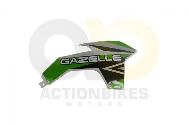 Actionbikes Highper-Mini-Crossbike-Gazelle-49-cc-2-takt--500W-Verkleidung-vorne-rechts-Grn 48502D475