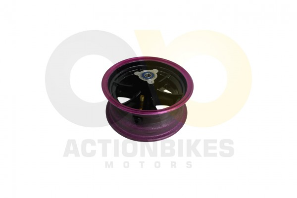Actionbikes T-Max-eFlux-Freeride-1600-Watt-Felge-vorne-SchwarzPink 452D313630302D30303134 01 WZ 1620