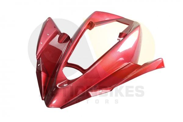 Actionbikes Jinling-Speedslide-JLA-21B-Speedtrike-JLA-923-B-Verkleidung-vorne-carbondunkelrot-Speeds