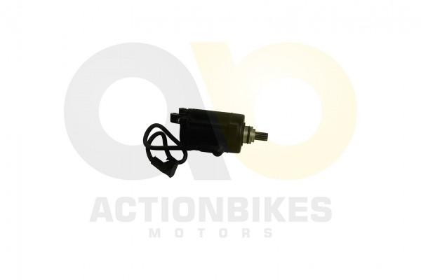 Actionbikes Shineray-XY250ST-3E-Anlasser-11-Zhne-schwarz 33313430302D3131342D303030302D31 01 WZ 1620