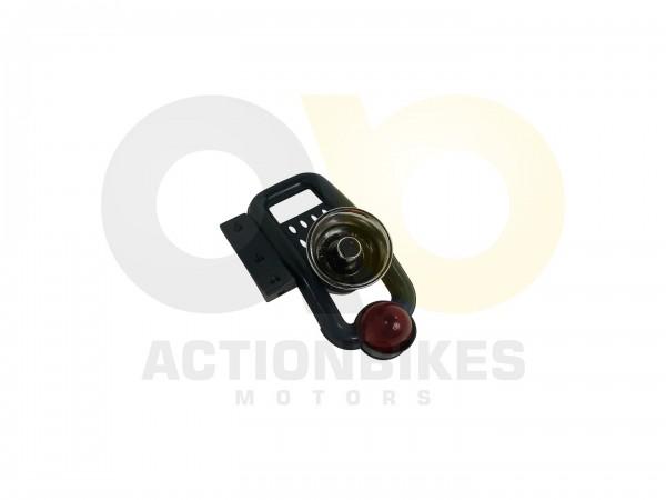 Actionbikes Elektromotorrad--Trike-C031-Steinschlagschutz-rechts-grau-mit-Licht-und-Sirene 5348432D5