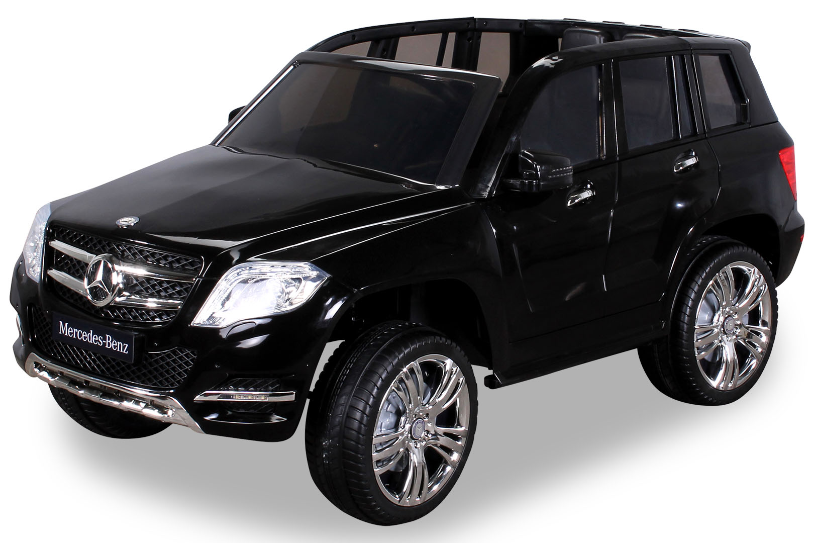 kinder elektroauto suv mercedes benz glk 300 lizenziert 2x. Black Bedroom Furniture Sets. Home Design Ideas