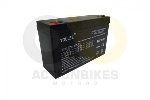 Actionbikes Elektroauto-BMX-SUV-A061-Batterie-3-FM-10-6V10AH-A011-8-Audi 5348432D53502D32313037 01 W