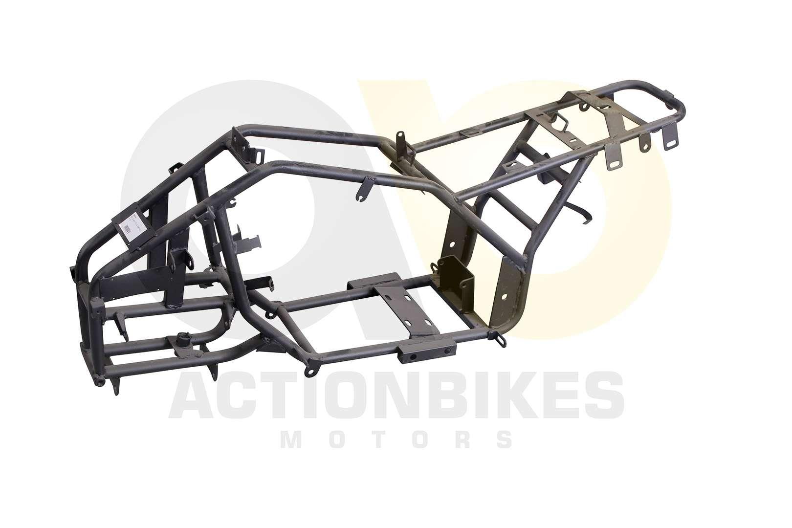 Mini Quad 110cc / 125cc Rahmen S-10   Rahmen & Anbauteile   Kinder ...