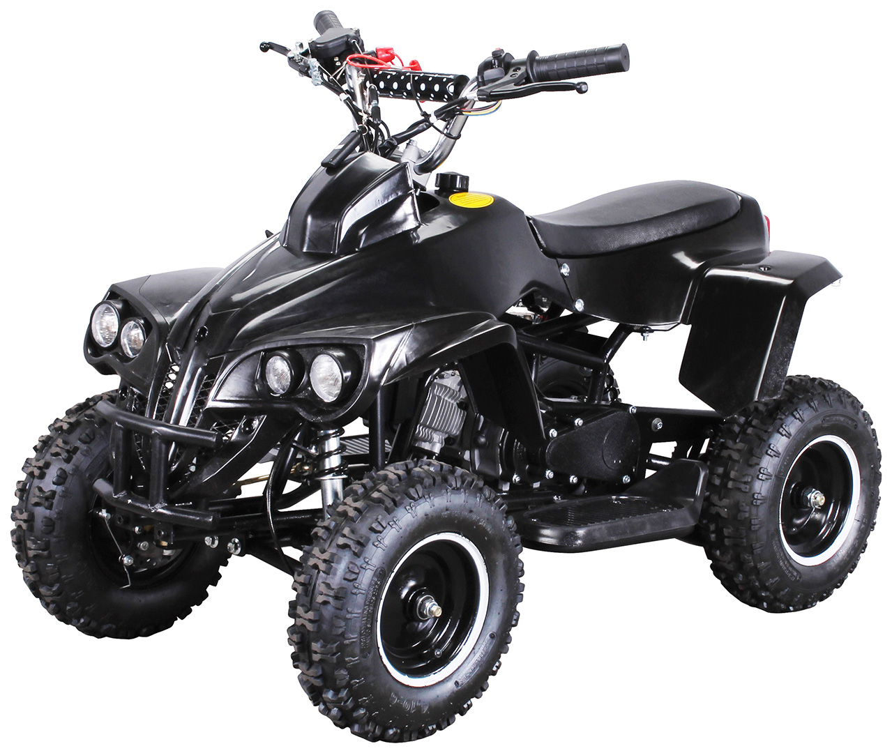 mini kinder atv rhino 49 cc pocketquad farmer 2 takt quad. Black Bedroom Furniture Sets. Home Design Ideas