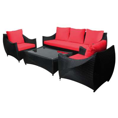 Schwarz, Rot