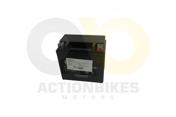 Actionbikes Batterie-CTX5L-BS-D-Miniquad-49cc--Quad-110cc-S-5S-8S-10S-12S-14--Maddex-50cc--9R9F11D12