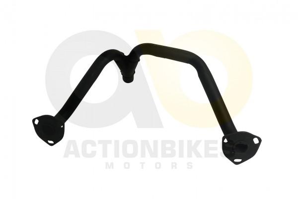 Actionbikes Speedstar-JLA-931E-Auspuff-Verteiler-schwarz-Y-Stck 4A4C412D393331452D3330302D452D3230 0