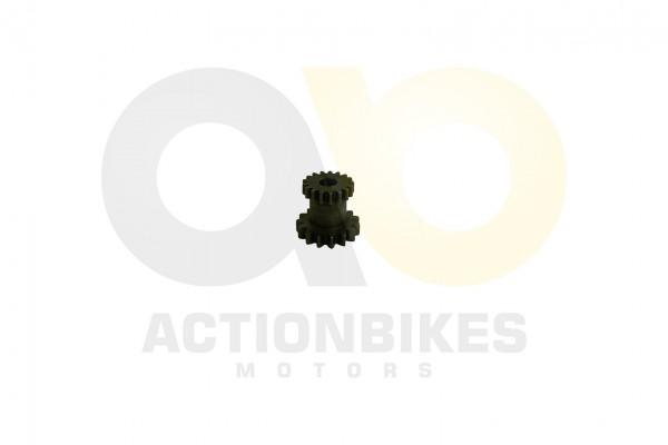 Actionbikes Hunter-250-JLA-24E-Anlasserdoppelzahnrad-klein-1517 3139333139303031302D30303031 01 WZ 1