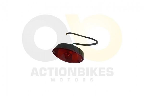 Actionbikes Speedstar-JLA-931E-Rcklicht-ovalschwarz-Jinling-50cc-JL-07AFarmer-250Hunter-250-mitte 4A