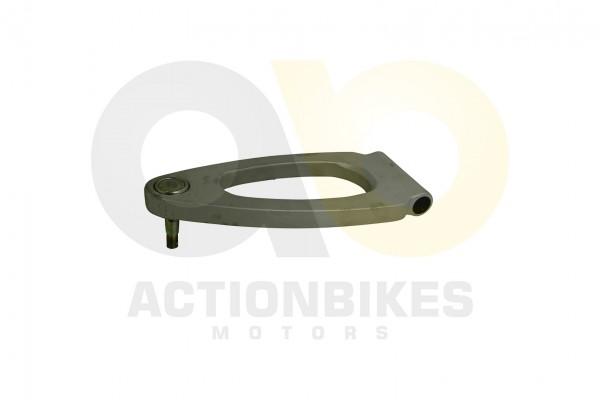 Actionbikes Speedslide-JLA-21B-Speedtrike-JLA-923-B-Querlenker-oben-links-rechts-Silber-NEUE-Version