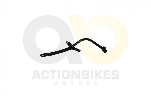 Actionbikes Kinroad-XY250GK-Halter-Schutzblech-hinten-rechts-Sahara 4B41303031333830303141 01 WZ 162