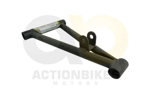 Actionbikes Mini-Quad-110-cc-Querlenker-unten-schwarz-S-12S-14-leerohne-Buchsenohne-Kugelkpfe 333535