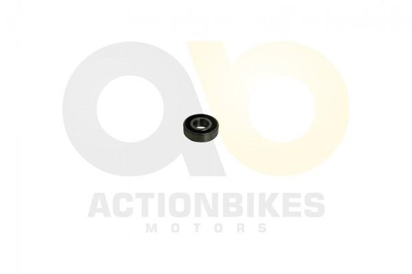 Actionbikes Traktor-110-cc-Radnabenfhrung-Lager-oben-unten-6001-2RS 53513131304E462D425A34 01 WZ 162
