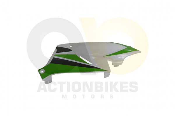 Actionbikes Highper-Mini-Crossbike-Gazelle-49-cc-2-takt--500W-Verkleidung-hinten-rechts-Grn 48502D47