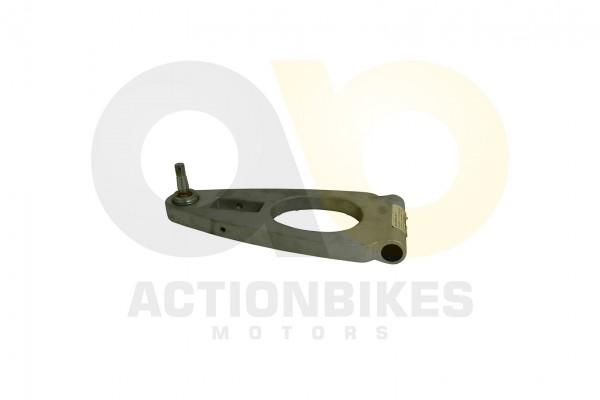 Actionbikes Speedslide-JLA-21B-Speedtrike-JLA-923-B-Querlenker-unten-links-Silber-NEUE-Version 4A4C4