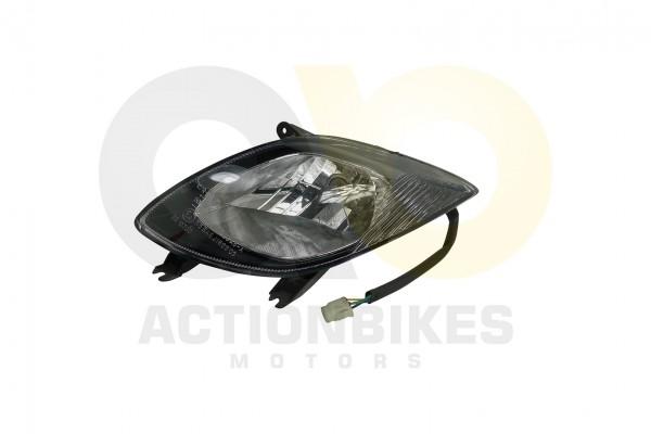 Actionbikes Hunter-250-JLA-24E-Scheinwerfer-vorne-links 4A4C412D3234452D3235302D4C2D303033 01 WZ 162