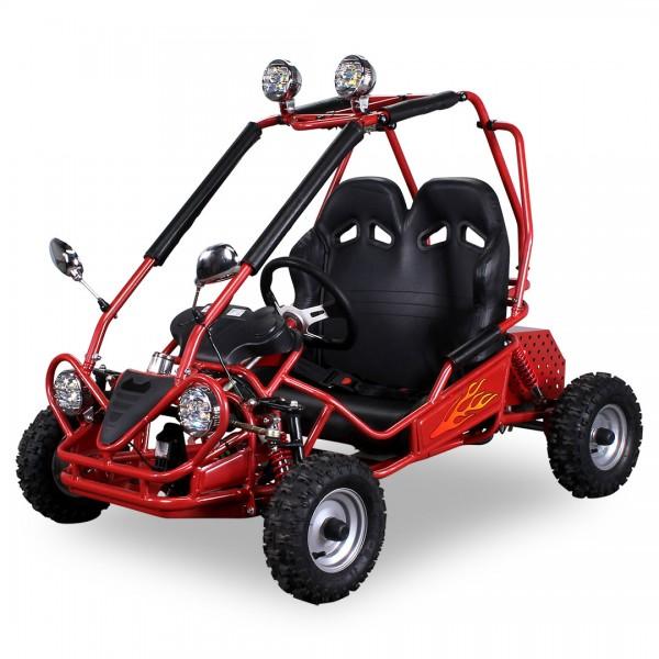 Actionbikes -Elektro-Buggy Rot 39393131323236 360-02 BGW 1620x1080