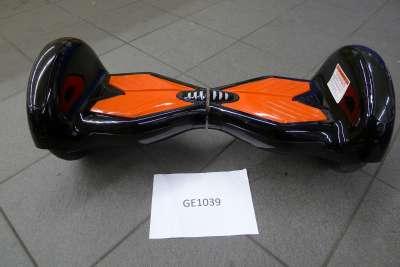 GE1039 Schwarz Rot