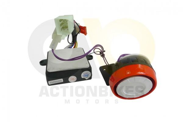 Actionbikes Mini-Quad-110-cc-49cc-Jinling-50cc-JL-07A-Alarmanlage-mit-Fernbedienung 333535303031362D