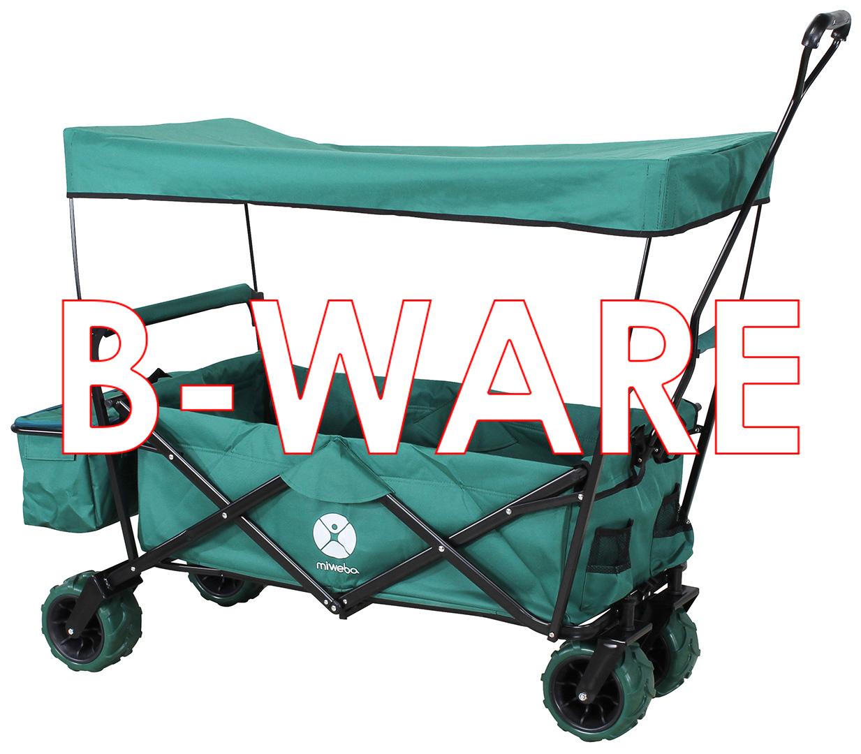 bollerwagen b ware angebote b ware miweba gmbh. Black Bedroom Furniture Sets. Home Design Ideas
