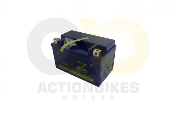 Actionbikes Batterie-CTXYTX7A-BS-GEL-D-250STXE-200ST-9-200ST-6A-200STII-BT151-2-JJ50125QT-ZN50125QT-