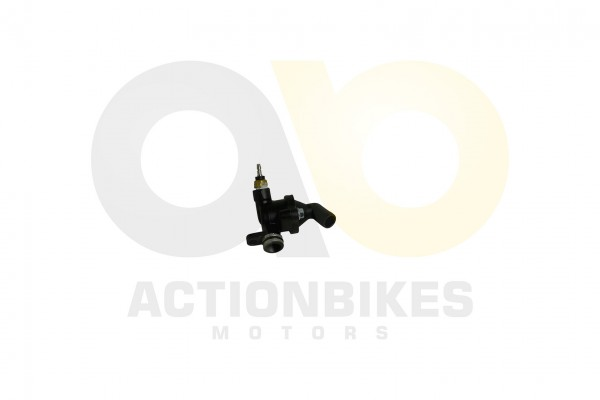 Actionbikes Lingying-250-203E-Thermostatgehuse-komplett-schwarz-Mad-Max-250 31393231422D494132312D30