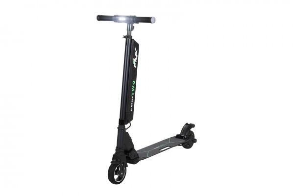 Actionbikes EFlux-Airride-Two Schwarz-gruen 5052303031383331322D3032 startbild OL 1620x1080
